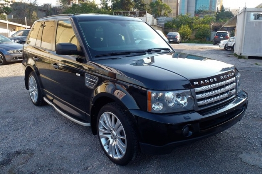 Land Rover in Sin El Fil - RANGE ROVER SPORT SUPERCHARGED 2009