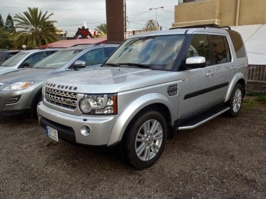 Land Rover in Sin El Fil - LAND ROVER LR3 , 2005 , LOOK LR4 , super clean