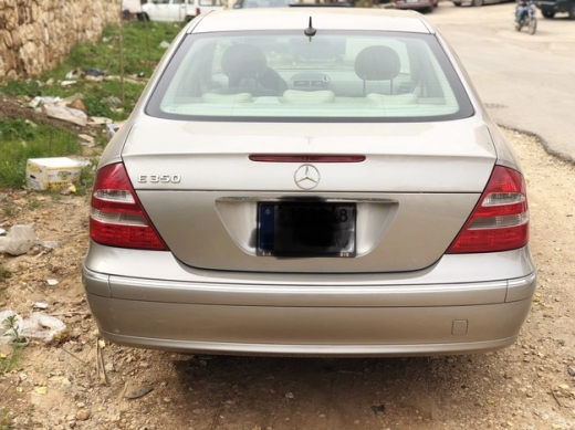 Mercedes-Benz in Aramoun - Mercedes benz for sale E 350