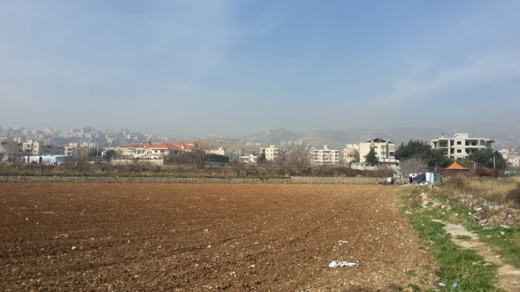 Land in Al Muallaqa - zahle land close to the highway suitable for residential