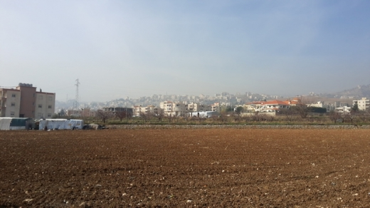 Land in Al Muallaqa - zahle highway land on the main road for sale prime location