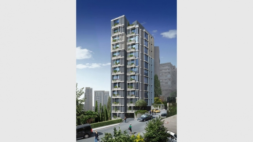 Apartment in Achrafieh - New apartment located in the classy residential area of Sioufi