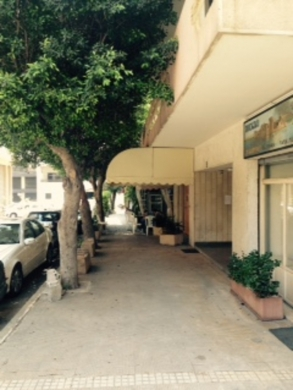 Office Space in Furn Al Chebak - office or shop for rent 71 m2 in SAMI AL SOLH