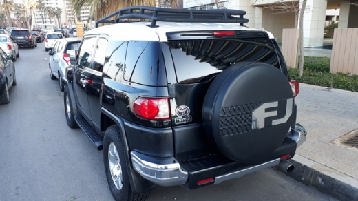 Toyota in Rawche - Toyota FJ Cruiser Model 2007 full options