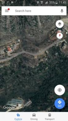 Plot in Torzaya - ارض للبيع في طورزيا جبي
