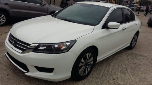 Honda in Sad el-Baouchrieh - Honda Accord, model 2013, 45000 kilometers (ONLY