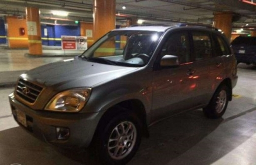 Other in Beirut City - Tiggo 2011 Very Good condition