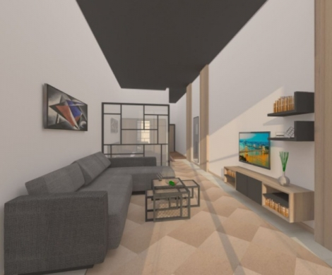 Apartment in Mansourieh - Furnished Studios/Chalets near ESIB Mansourieh