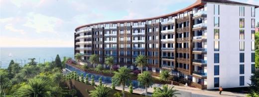 Other real estate in Corniche El Baher - تملك شقة فندقية فاخرة في طرابزون للبيع