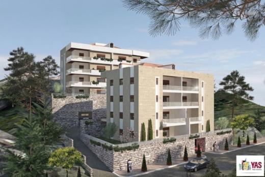 Apartment in Ballouneh - BALLOUNEH 115M2 - UNDER CONSTRUCTION – SUPER LUXURIOUS