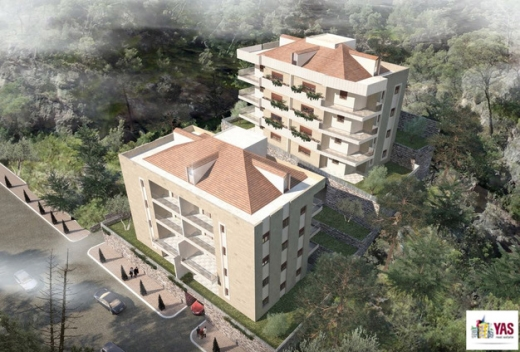 Apartment in Ballouneh - BALLOUNEH 135M2 - UNDER CONSTRUCTION – SUPER LUXURIOUS –