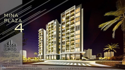 Apartment in Mina - APARTMENTS FOR SALE IN TRIPOLI