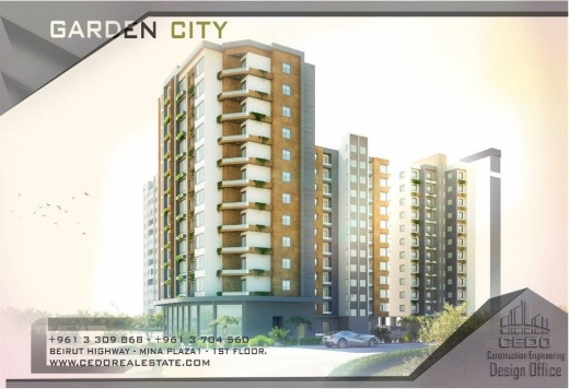 "Apartment in Mina - YOUR APARTMENT IN "" GARDEN CITY ""TRIPOLI / شقتك في الغاردن سيتي"