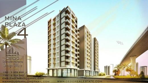 "Apartment in Mina - "" MINA PLAZA 4 "" APARTMENTS FOR SALE"