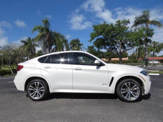 BMW in AL Jbine - Excellent Condition 2015 BMW X6