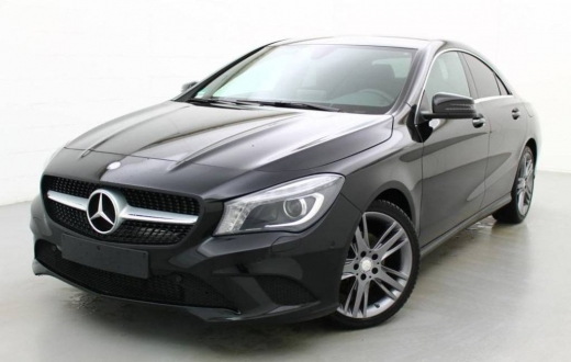 Mercedes-Benz in Kousba - Mercedes CLA 180 Navi Parktronic 2016