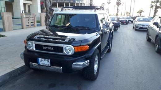 Toyota in Rawche - Toyota FJ Cruiser Model 2007 full options