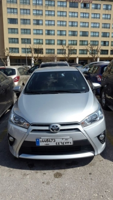 Toyota in Beit el Chaar - For sale toyota yaris 2015