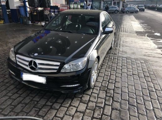 Mercedes-Benz in Ballouneh - Mercedes C230 german V6 2009 (( like new ))97000km
