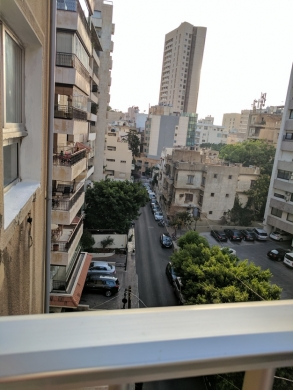 Apartment in Ras-Beyrouth - for rent 2 bedrooms furnished apartment at Ras-Beirut