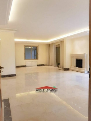 Apartment in Bchamoun - Elegant duplex apartment for sale in bchamoun