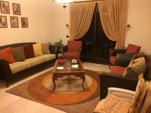 Apartment in Hazmiyeh - شقه مفروشه بالكامل في الحازمية للايجار