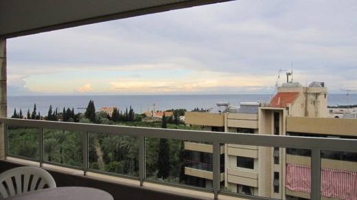 Apartment in Bramiyeh - شقة 225 متر مطلة على البحر البرامية صيدا