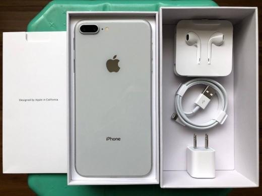 Apple iPhone in Al Zarif - Apple iPhone 8 Plus 256GB Sprint Silver MQ8H2LL/A (New Open Box)