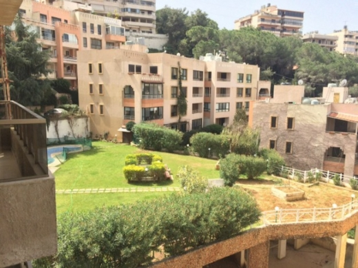 Apartment in Bchamoun - New apartment in Bchamoun with common gardrn and kids pool