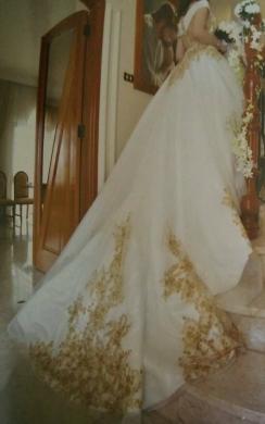 Wedding Dresses in Jdeideh - Princess wedding dress for sale