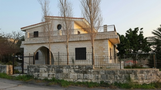Villa in Mounsef - Charming villa with land, 15 mins from Jbeil