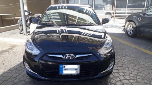Hyundai in Rawche - Hyundai Accent Model 2015 Fully loaded Khar2a