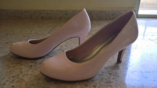 Clothes, Footwear & Accessories in Ras-Meska - Baby Pink Heels