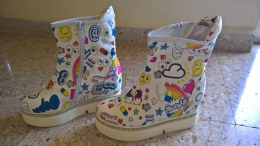 Baby & Kids Stuff in Ras-Meska - Fun Kids colorful boots