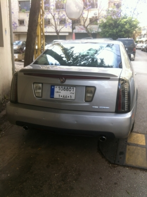 Cadillac in Furn Al Chebak - STS 2005 9500 VERY GOOD CONDITION ONE HAND CAR