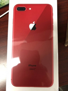 Apple iPhone in Beirut City - Brand new Apple IPhone 8 plus 256gb red edition whatsapp ::: +17542409577