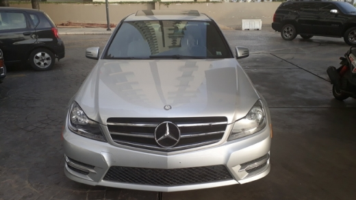 Mercedes-Benz in Ras-Beyrouth - Mercedes C250 Model 2012-Fuly loaded