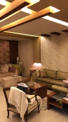 Apartment in Zalka - شقة مع ديكور للبيع زلقا شارع سماراني طابق الثاني مع ديكور 165 م