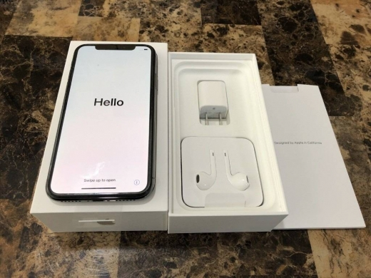 Apple iPhone in Bab Idriss - Apple iPhone X 256GB Space Gray