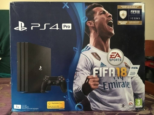 PS4 (Sony Playstation 4) in Beirut City -   Brand new Sony PlayStation 4 Pro 1tb whatsapp::: +17325084176