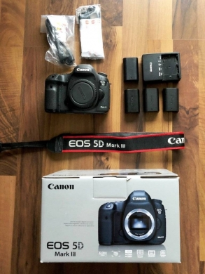 Digital Cameras in Beirut City -  Canon EOS 5D Mark III 22.3MP Digital SLR Camera WhatsApp