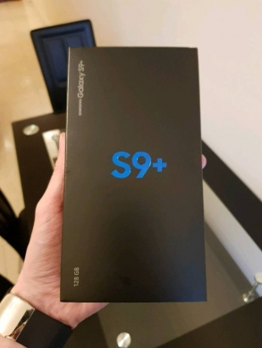 Phones, Mobile Phones & Telecoms in Al Tayreh - F/S Samsung Galaxy S9 plus 128GB New  Whatsapp 1(470)287-0431