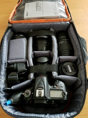 Digital Cameras in Abboudiyeh - Nikon D7200 with 5 lenses and complete accessories,Whatsapp 1(470)287-0431