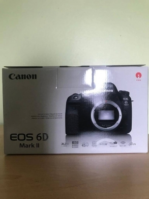Cameras, Camcorders & Studio Equipment in Ain el-Remmaneh - Canon EOS 6D Mark II Digital SLR Camera