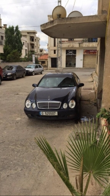 Mercedes-Benz in Kab Elias - Kabelias al bekaa
