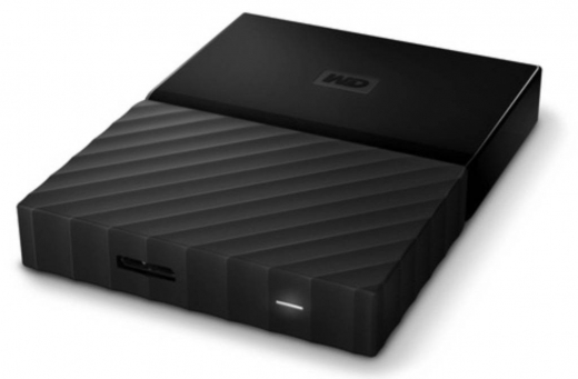 Hard Drives & External Drives in Baouchriye - Brand New Western Digital My Passport 1TB Black