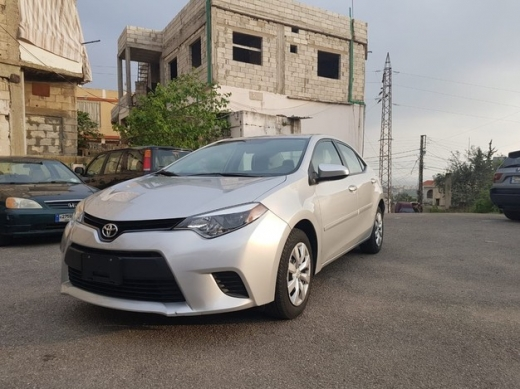 Toyota in Other - Toyota corolla 2015