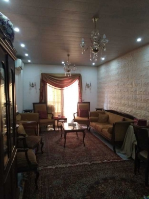 Apartment in Aramoun - شقة للبيع مرتبة في دوحة عرمون