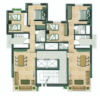 Apartment in Antelias - Prime Location Apartment in Antelias with Open Sea and Mountains view