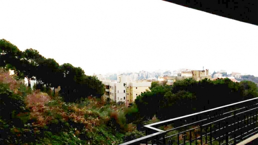 Apartment in Mtaileb - Prime Location Apartment For Sale In Mtayleb With Special View